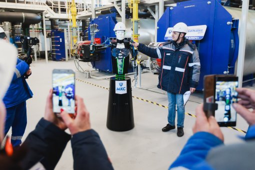The MKS Group of Companies launches the power center for «NLMK-Ural»