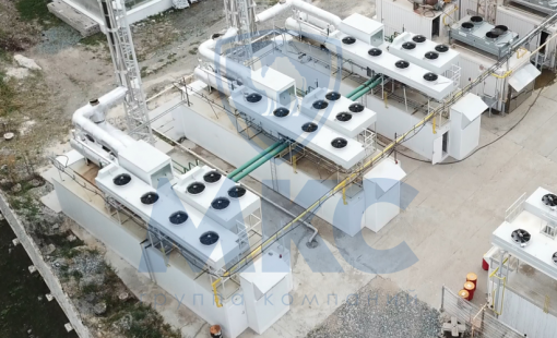 Energy centre (stage 3) for a Mining and Processing Plant | 6 MW