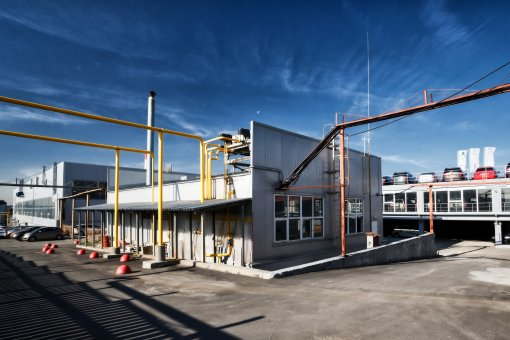Energy Centre for an Automotive Holding | 4.4 MW